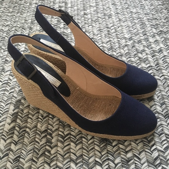 96cac2ed0 Pied a Terre Shoes   Nib Pied A Tierre Espadrille Slingback Size 39 ...
